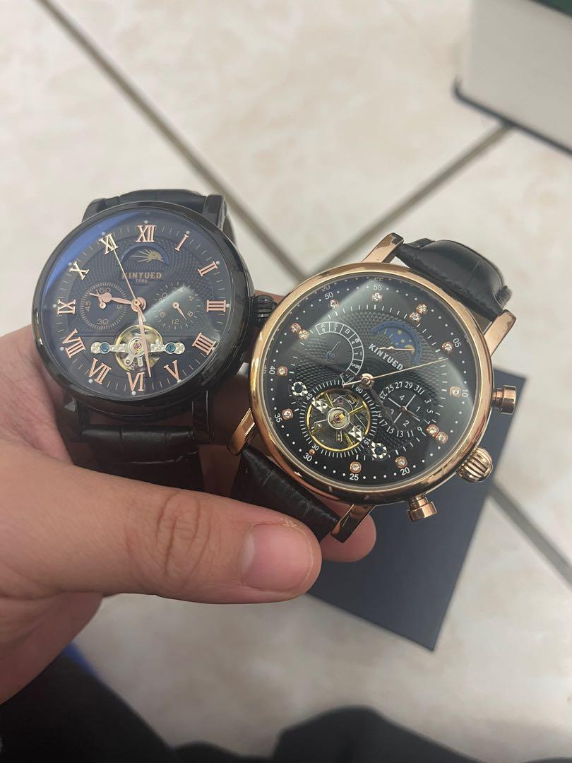 KINYUED機械錶 買一送一兩隻一千