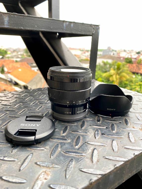 Lensa Sony 10-18mm f4