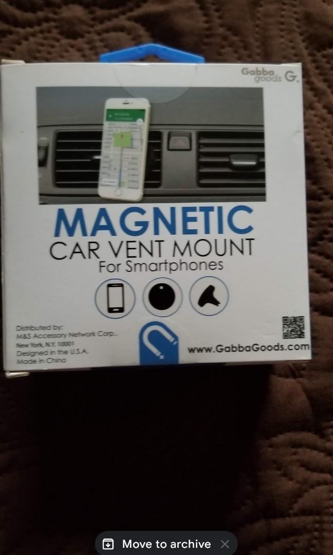 Magnetic Car Vent Mount