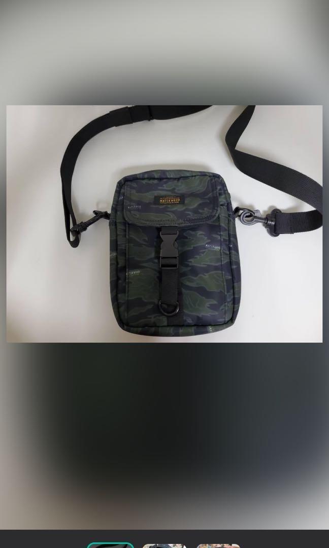 Matchwood 小側背包