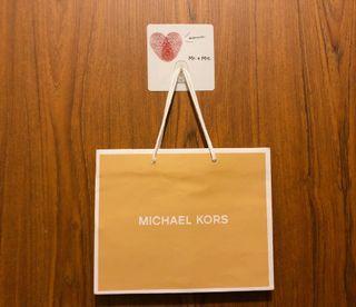MICHAEL KORS紙袋
