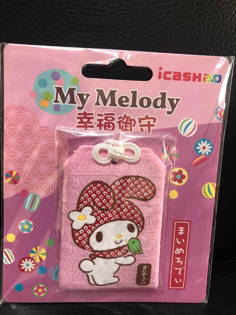 My Melody幸福御守icash2.0