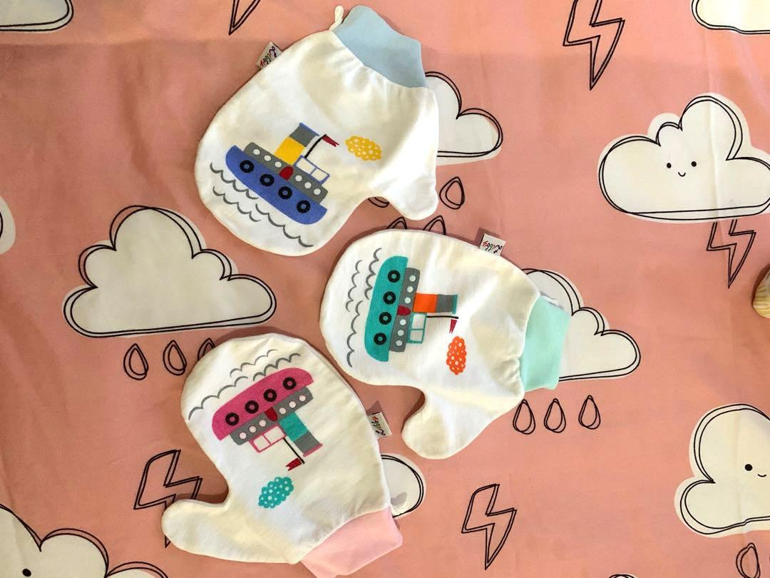 (New) Libby Baby Wash Lap - Take all