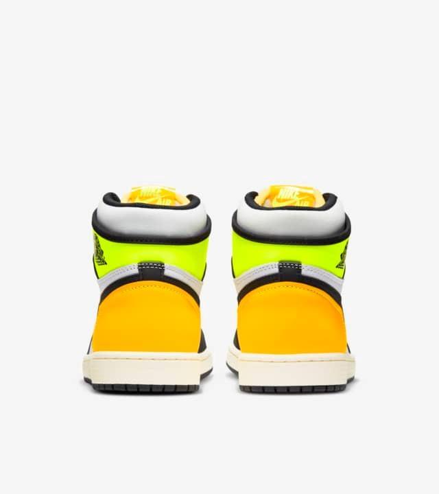 Nike SNKRS early link for Air Jordan 1 Volt Gold