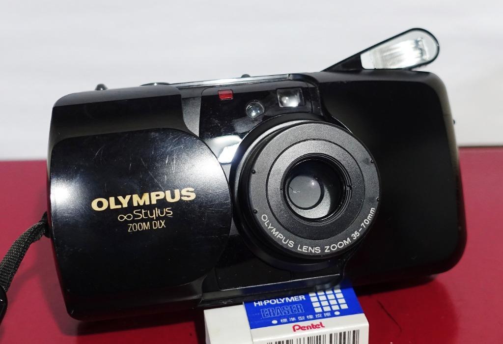Olympus Stylus zoom DLX 35-70mm 口袋底片相機