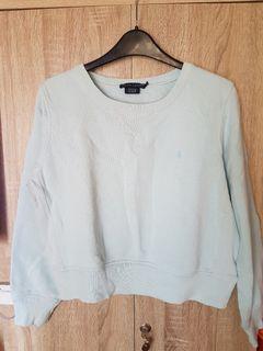 Ralph Lauren crop sweatshirt