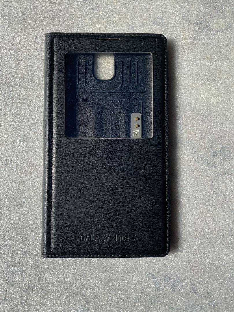 SAMSUNG Note3原廠掀背式保護殼