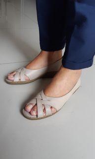 Scholl Memory Cushion/ Sepatu Open Toe