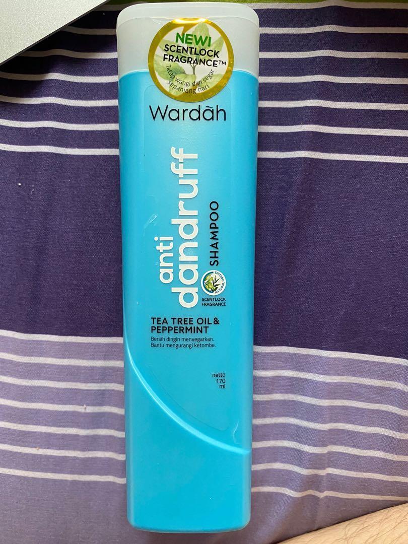 Shampoo Sampo Wardah Anti Dandruff Anti Ketombe