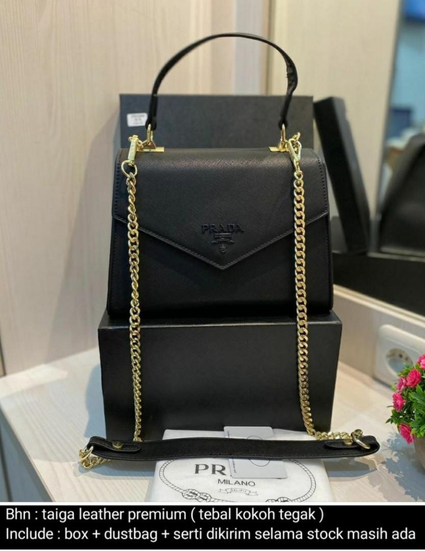 Shoulder Bag Prada With Box