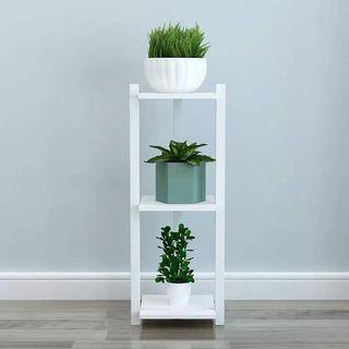 Small Plant Rack Shelf Organizer