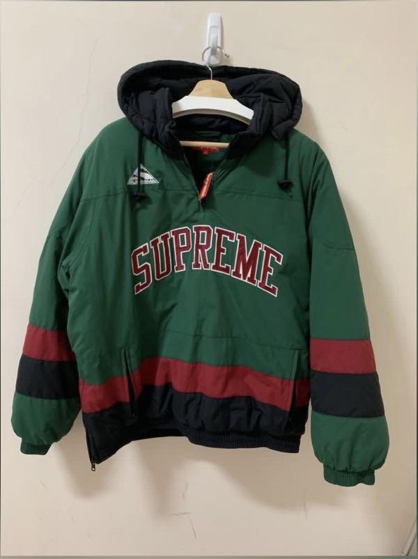 Supreme hockey 羽絨衣