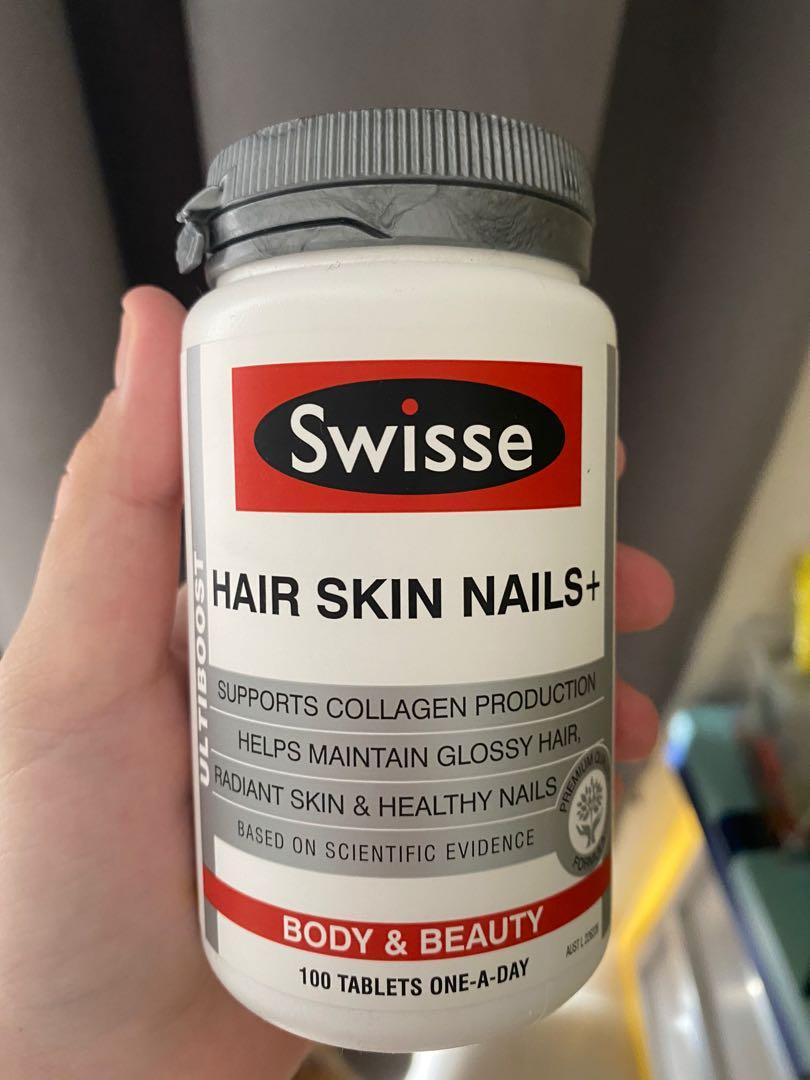Swisse Hair Skin Nails (100 tablets)