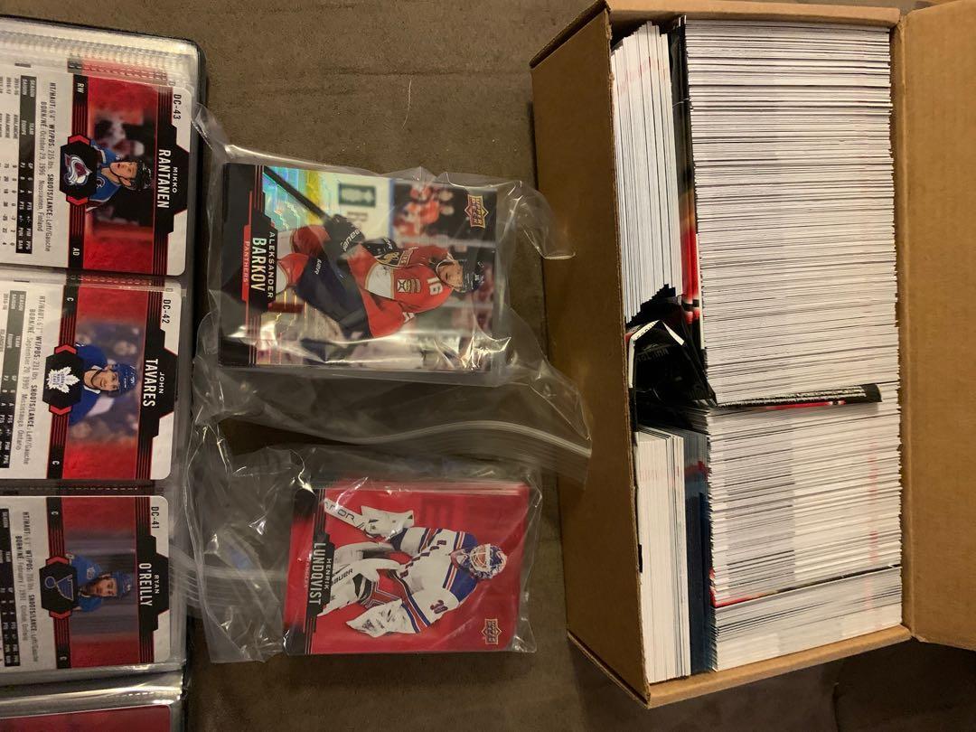 Tim Hortons 2020 hockey cards