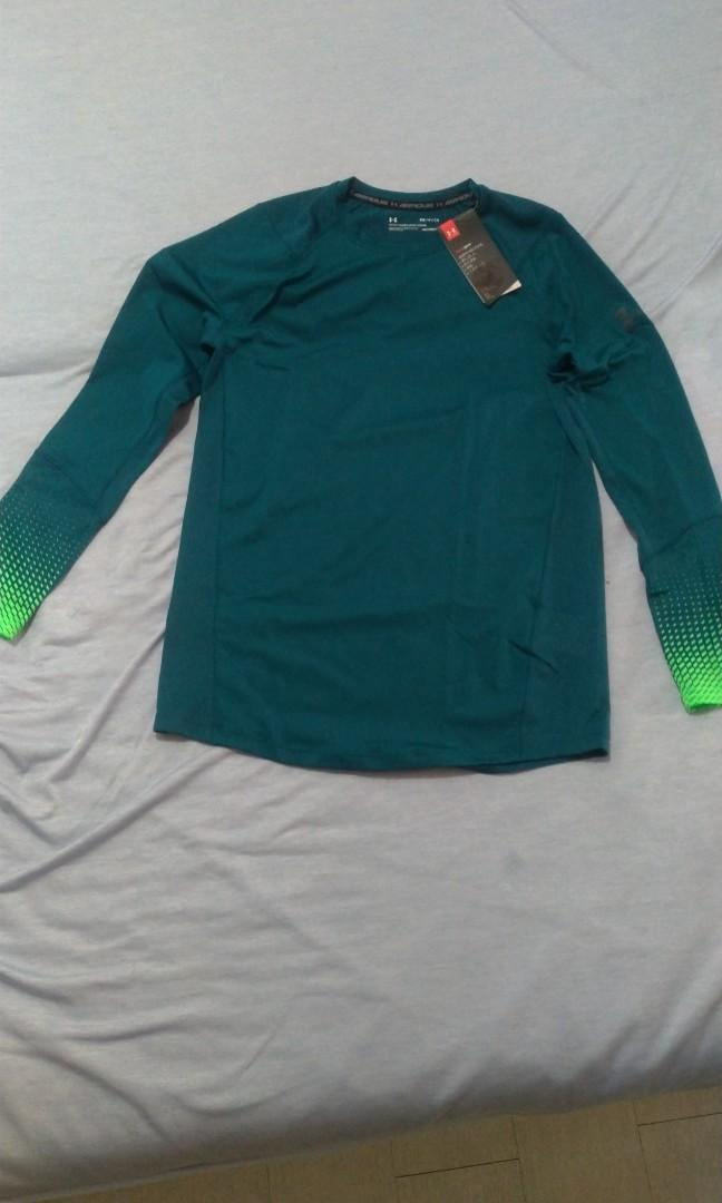 UA (2 clothes)Training long sleeve+leggings