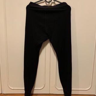 全新Uniqlo 超級暖系列 M號 發熱褲