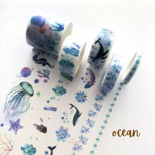 Universe Collection Washi Tapes