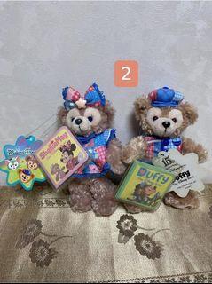 東京2隻🧸送迪士尼袋子稀有絕版品 #618