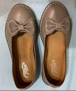 芋頭色#氣質 娃娃鞋24/38號