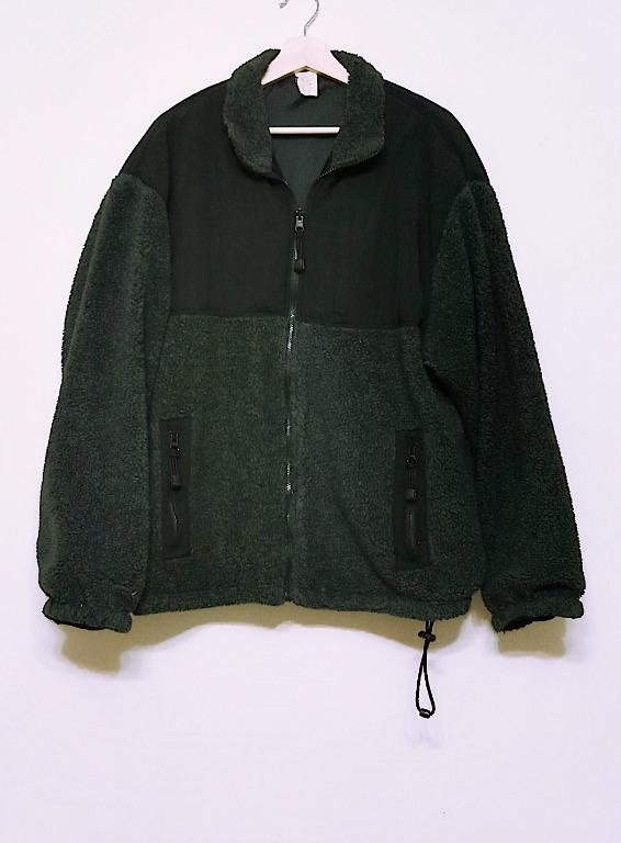 韓國製古著防風保暖休閒外套