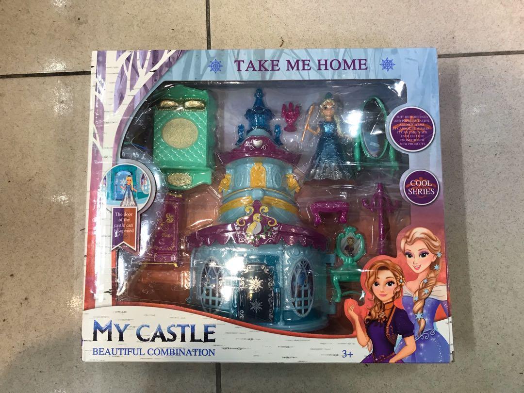 冰雪奇緣公主玩具