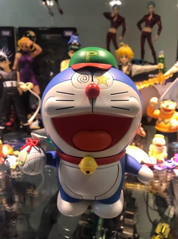 哆啦a夢超合金扭蛋機 第一代+第二代
