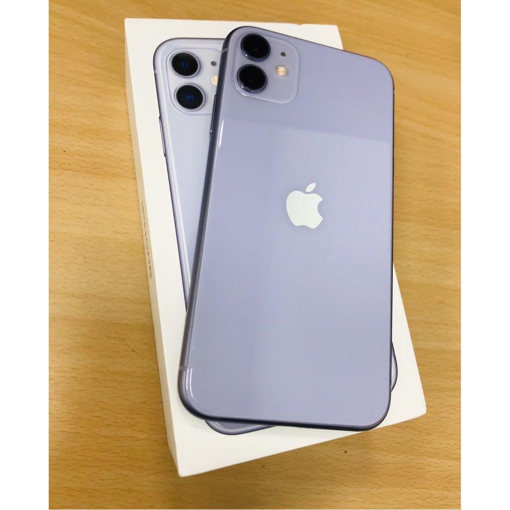 Apple iPhone11  128gb 6.1吋 紫色