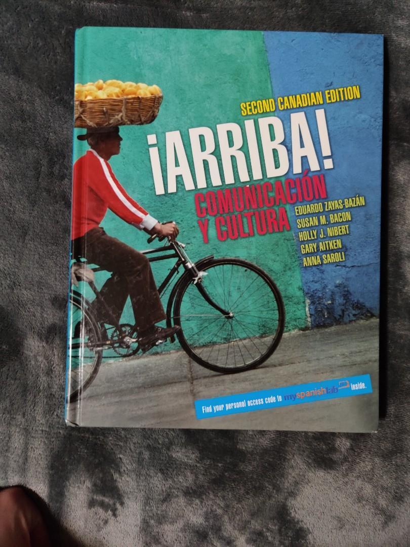Arriba! Communicacion y Cultural 2nd Editon