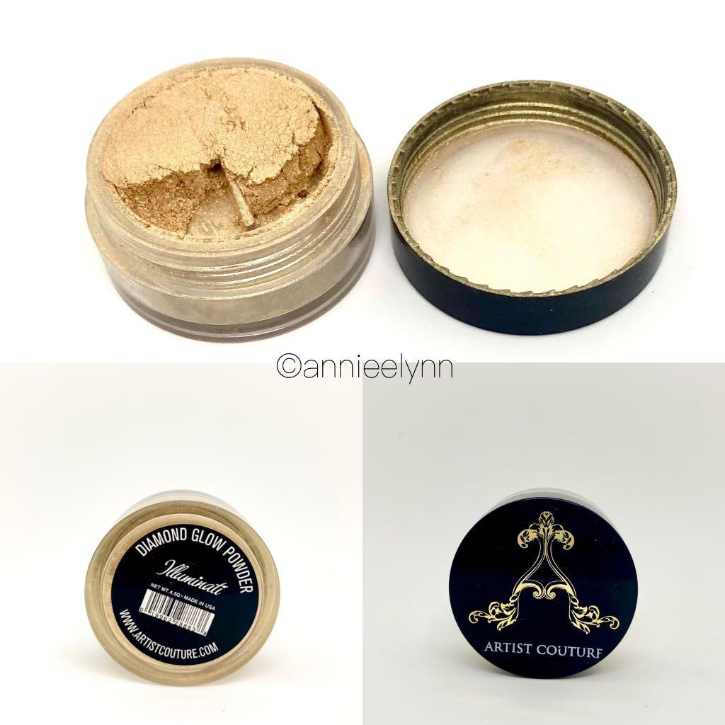 Artist Couture Diamond Glow Powder in Illuminati