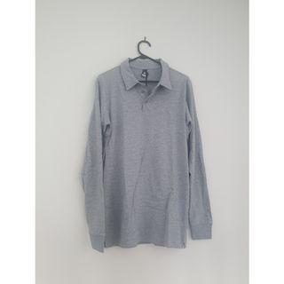 AS Colour Long Sleeve Polo