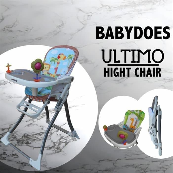 Baby Does Ultimo High chair
