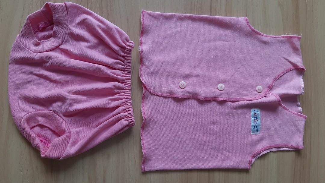 Baju bayi satu set