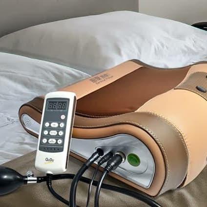 Bantal kesehatan Jaco Qudu, bantal terapi tulang, leher, nyeri otot, baru