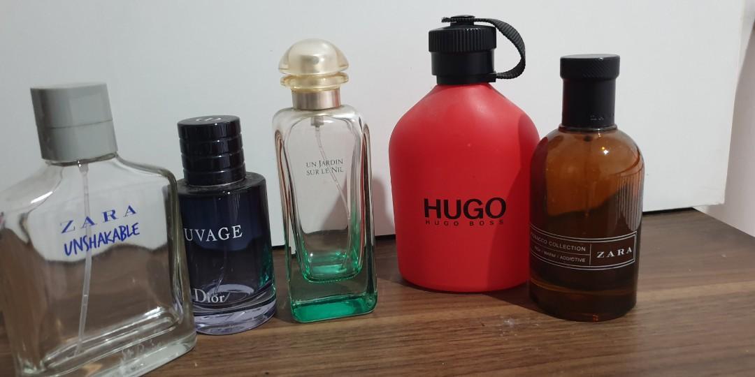 Botol parfum ori