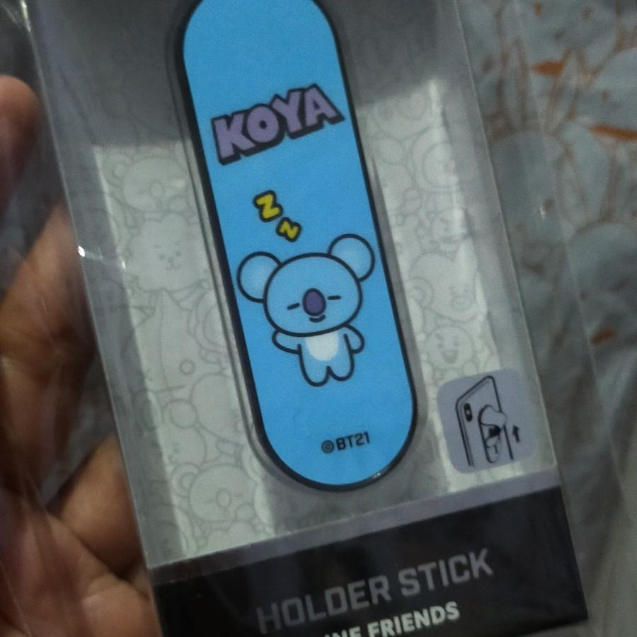 BT21 grip holder koya official