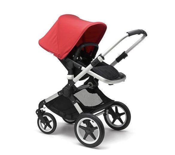 Bugaboo Fox Stroller + Comfort Transfer Bag