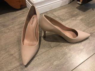 Nude Call It Spring heels