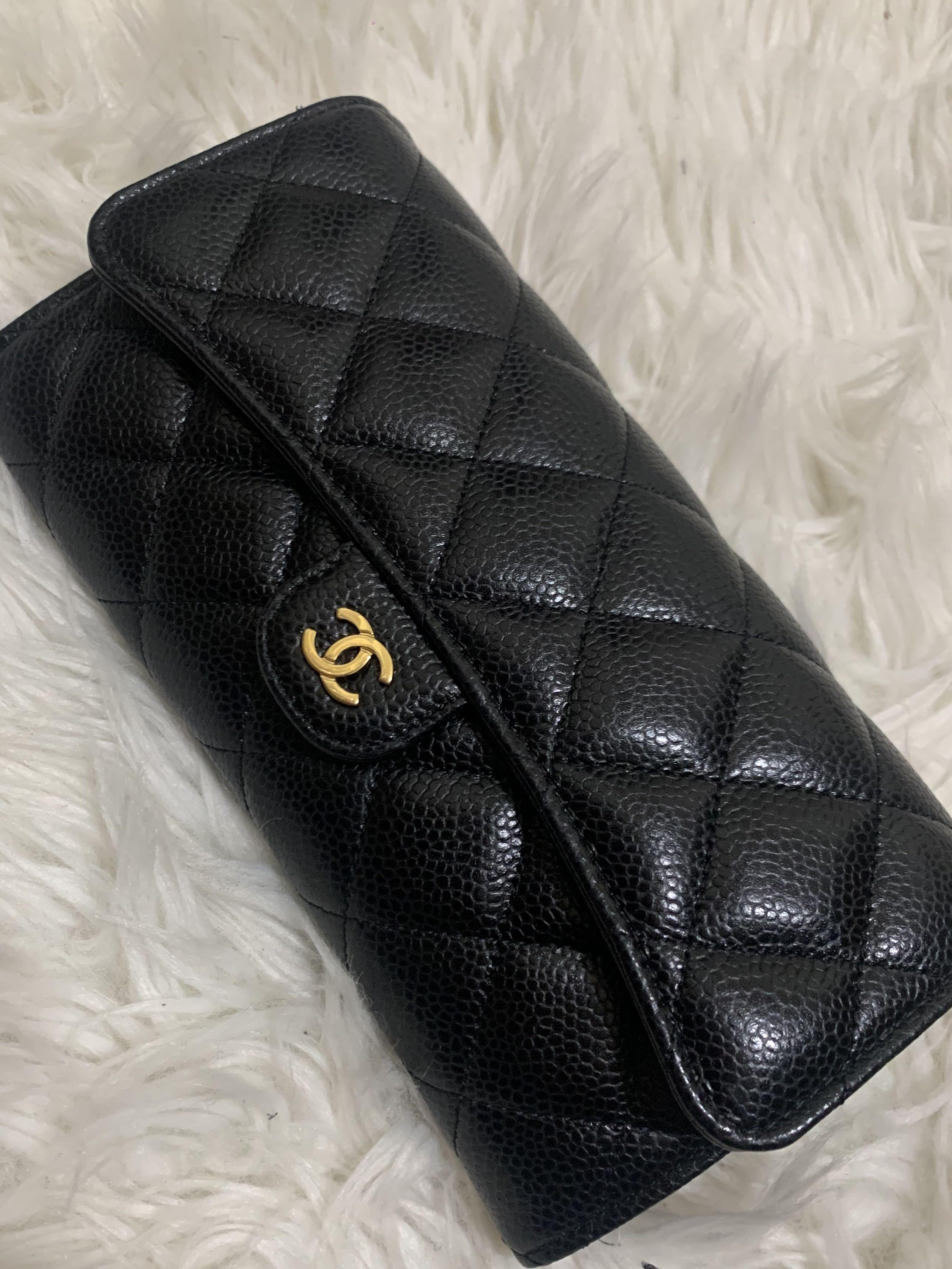 Chanel 長夾錢包