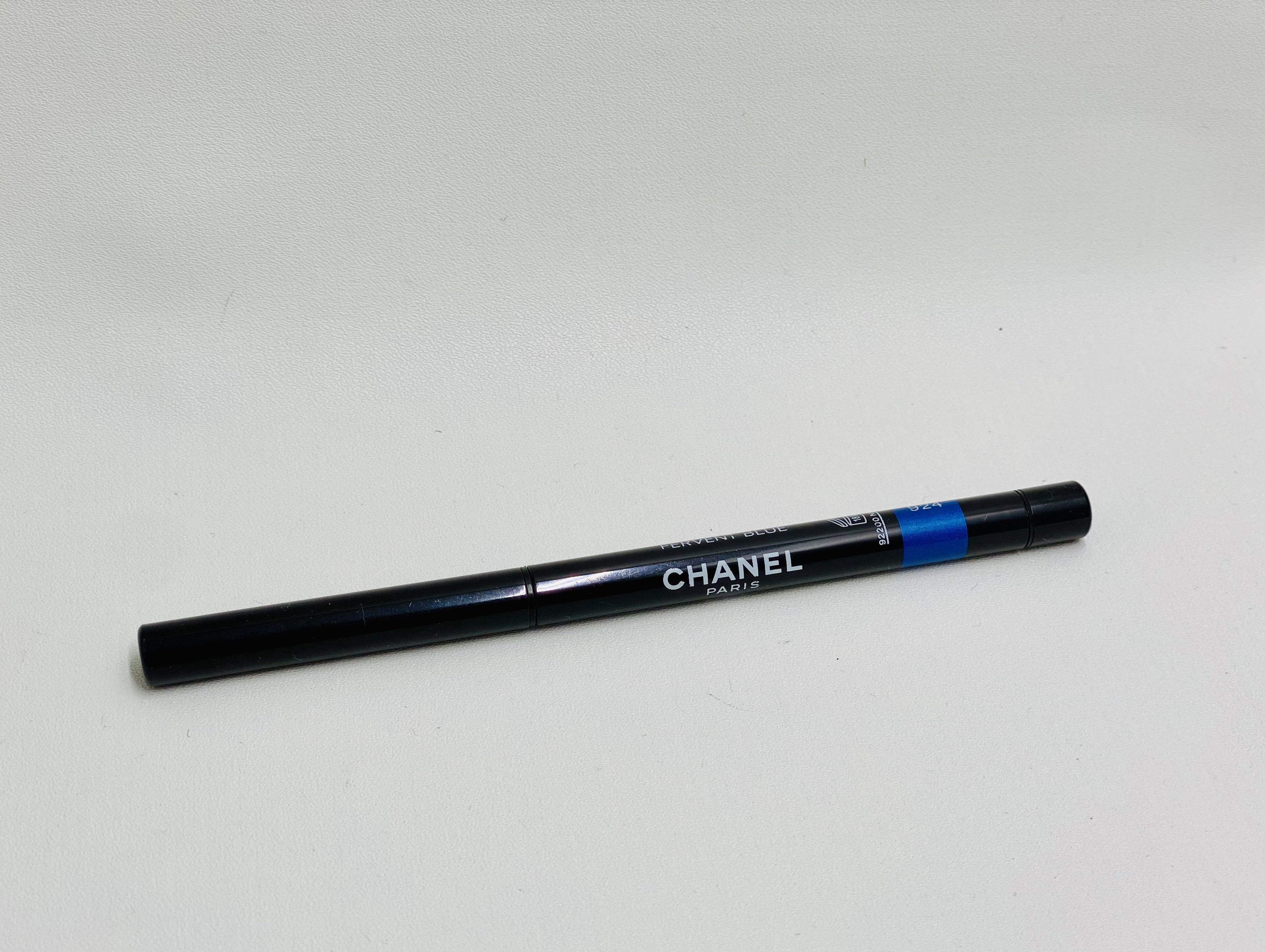 Chanel Stylo Yeux Waterproof ~ 924 Fervent Blue
