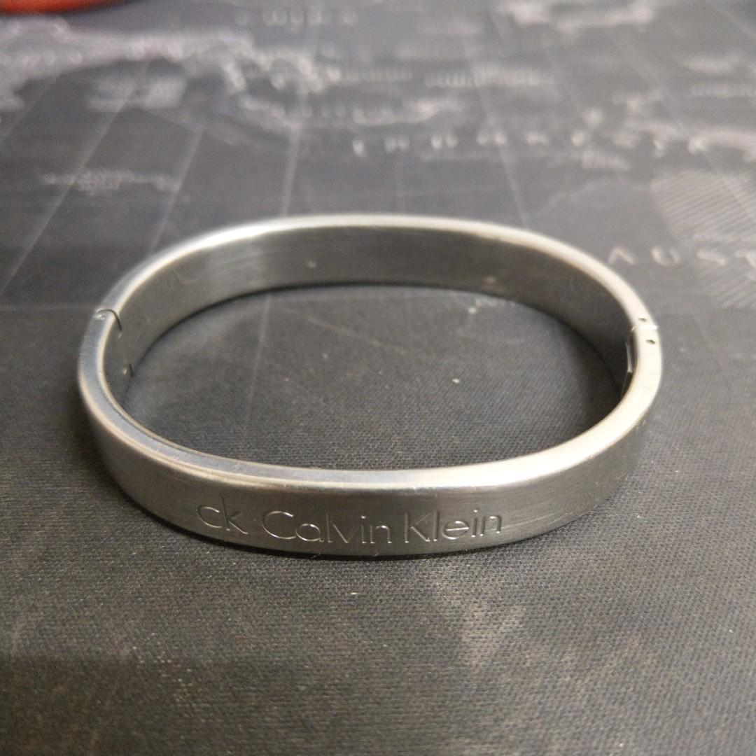 二手CK手環 八成新 有刮痕