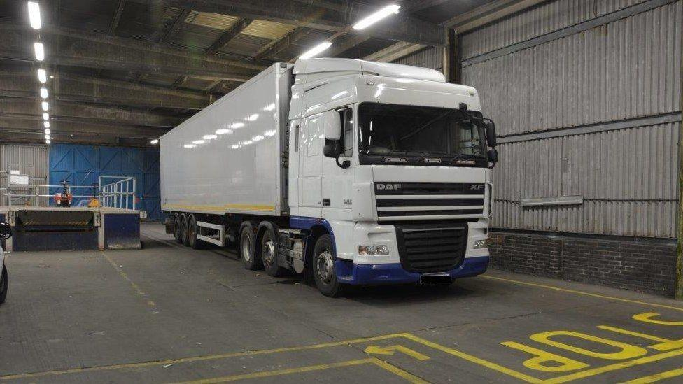 Class 4 Driver Needed!