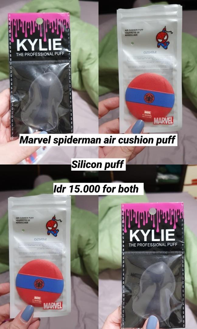 Cushion puff