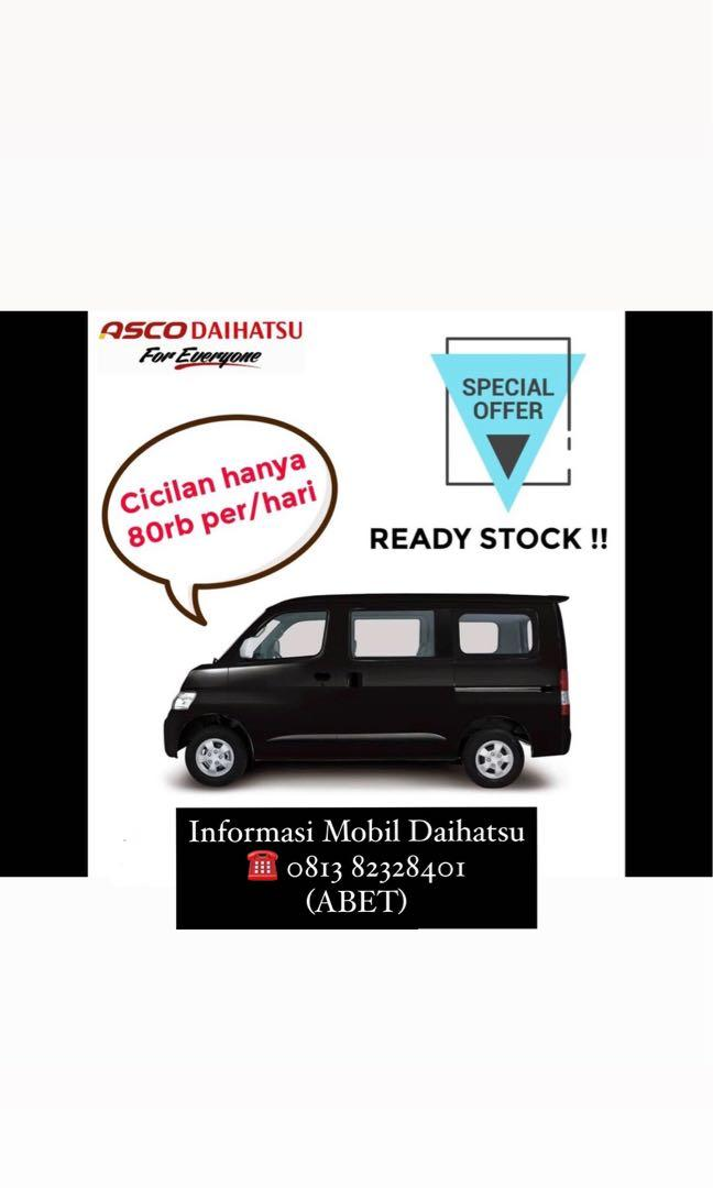 DP MURAH Daihatsu Granmax Minibus mulai 16 jutaan. Daihatsu Fatmawati