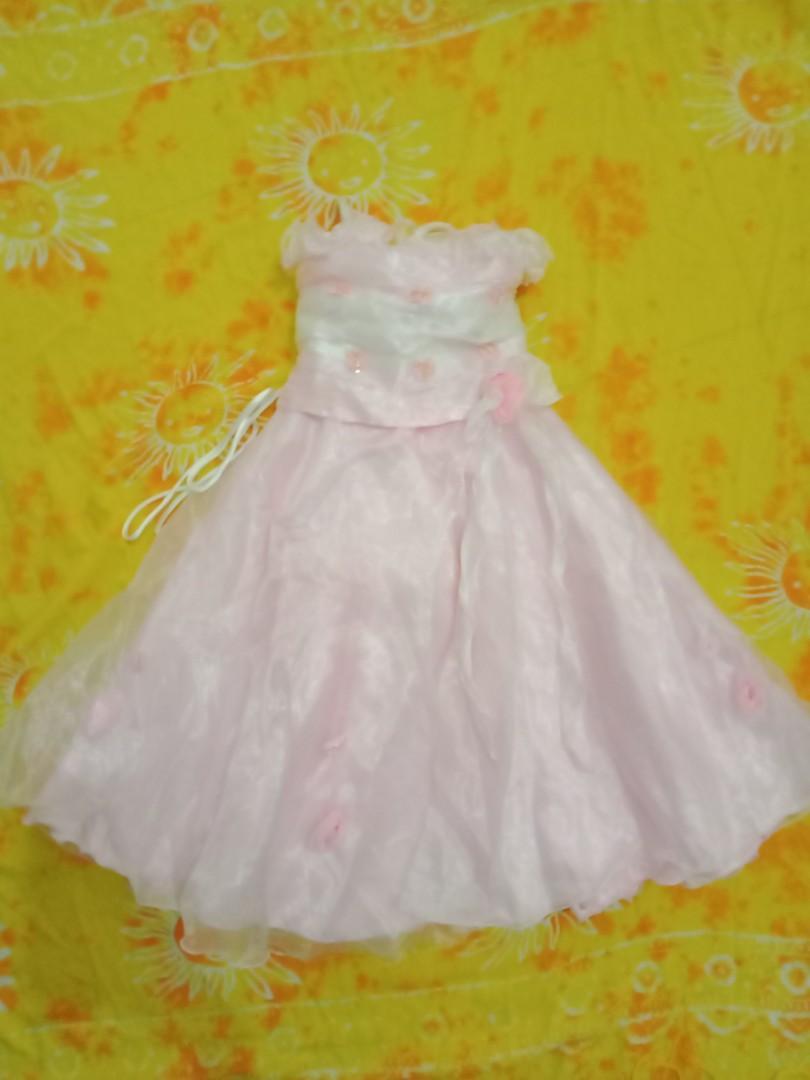 Dress Mewah Pink