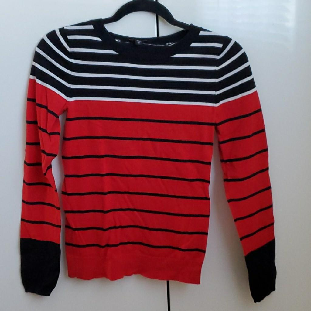 Express long sleeve thin sweater