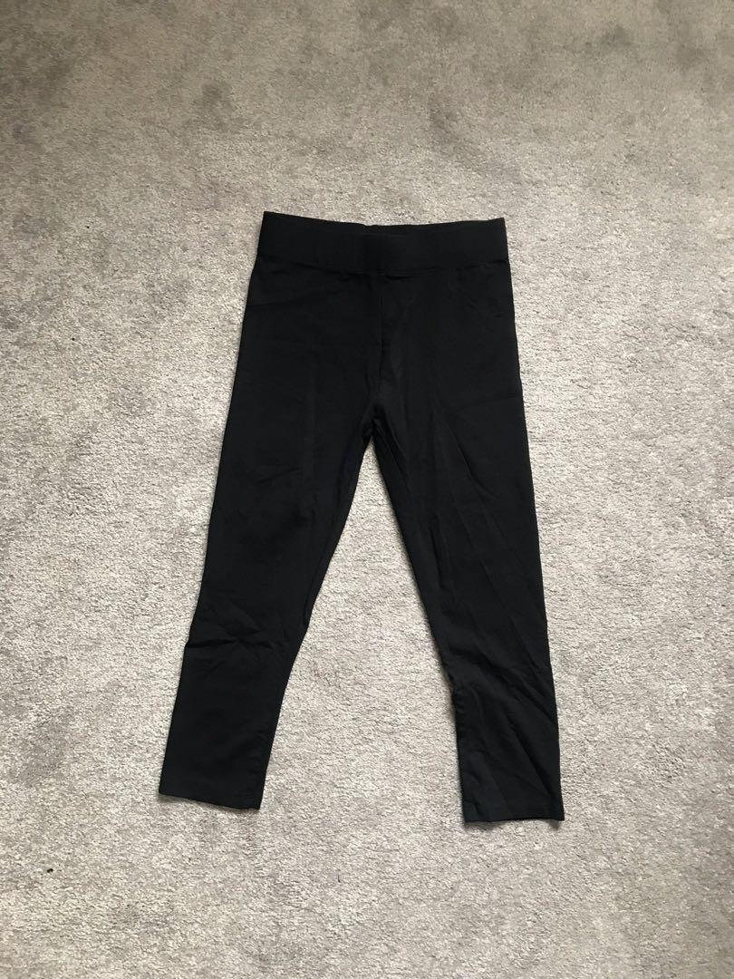 Forever 21 Black Leggings