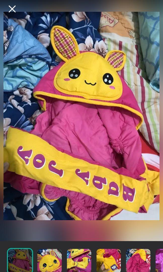 gendongan bayi baby joy