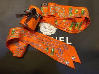 Hermes twilly 經典橙色