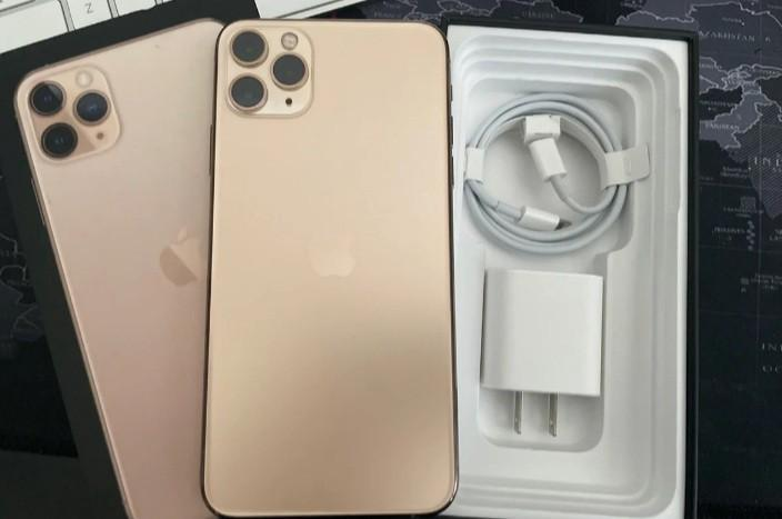 iPhone 11 pro max face to face transaction