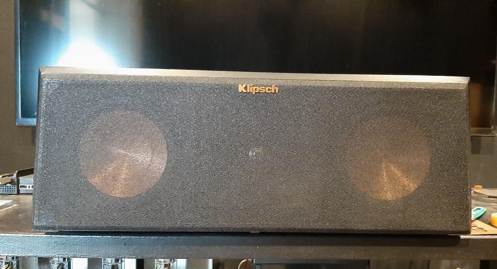 Klipsch RP-250C Center Channel Speaker Klipsch_rp250c_center_channel__1610338874_28599a29_progressive